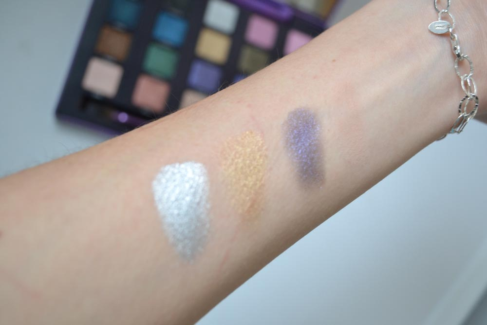 vice palette swatchs